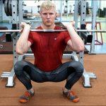 Bài tập Squat cho nam giảm cân hiệu quả